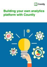 Building your own analytics platform with Countly