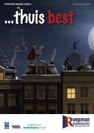 Roepman Makelaardij, Thuis Best magazine, #8, december 2016