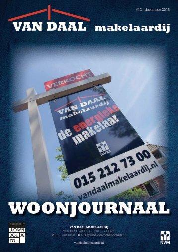 Van Daal Woonjournaal #12, december 2016