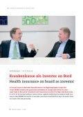 Neue Wege in der Gesundheitsversorgung New routes in healthcare - Seite 4