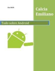 Todo sobre android