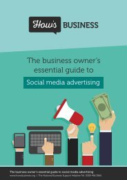 The business owner's essential guide to