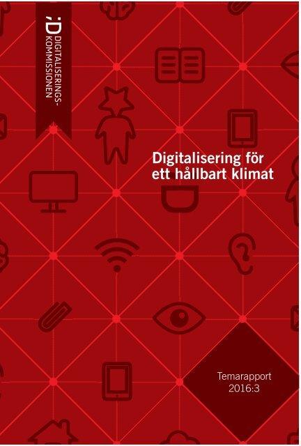 Digitalisering för ett hållbart klimat