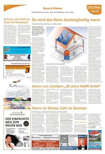 Bauen und Wohnen Ausgabe Cottbus 12. November 2016