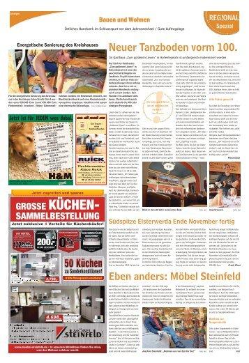 Bauen und Wohnen Ausgabe Herzberg 12. November 2016