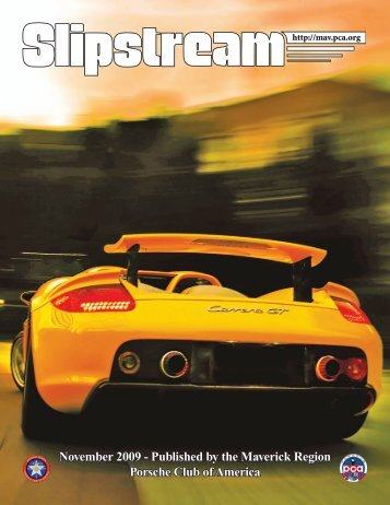 Slipstream - November 2009