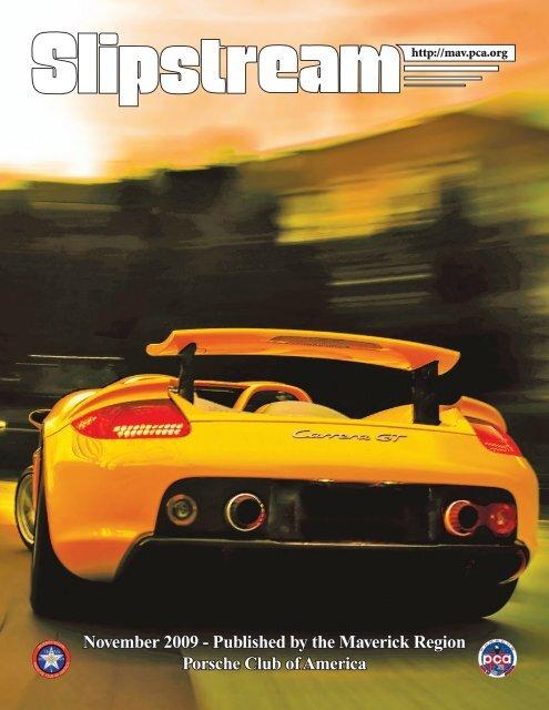 Slipstream - November 2009