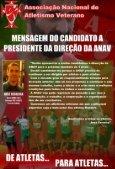 CANDIDATURA À ASSOCIAÇÃO NACIONAL DE ATLETISMO VETERANO - Page 2