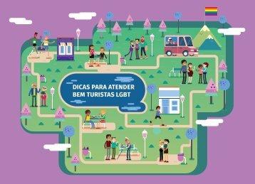 DICAS PARA ATENDER BEM TURISTAS LGBT