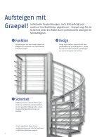 Graepel Broschüre Spindeltreppen - Seite 2