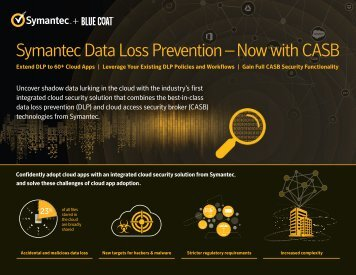 symantec data loss prevention now with casb