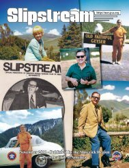 Slipstream - November 2011