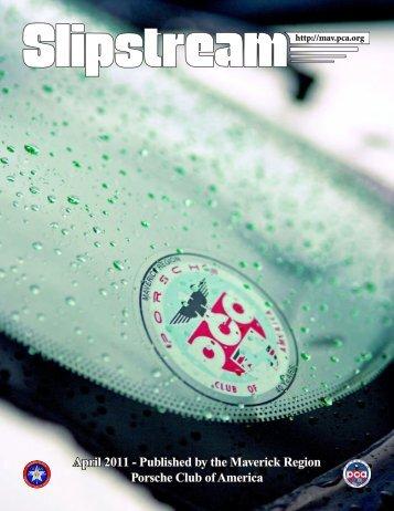 Slipstream - April 2011