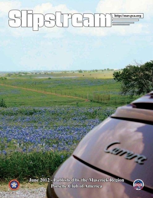 Slipstream - June 2012