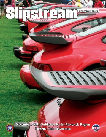 Slipstream - November 2013