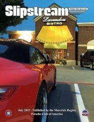 Slipstream - July 2015