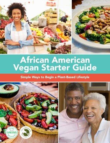 African American Vegan Starter Guide