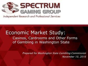 Economic Market Study