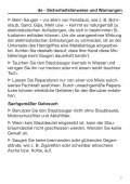 Miele Complete C3 EcoLine - SGSG1 - Istruzioni d'uso - Page 7