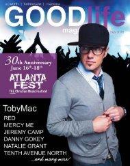 GOODlife Magazine May 2016