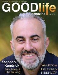 GOODlife Magazine July 2016