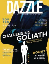 Dazzle Fall Issue 2016