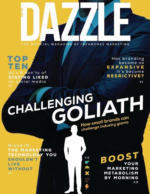 Dazzle Fall Issue 2016