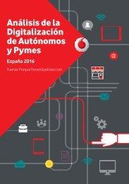 Análisis de la Digitalización de Autónomos y Pymes