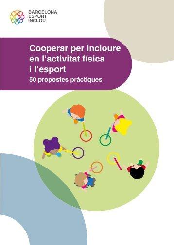 Cooperar per incloure en l'activitat física i l'esport