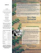 Ave Maria Living Magazine | Issue #3 | Nov. 2016  - Page 3