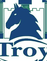 TROY LOGO VECTOR