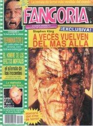 Fangoria 01 Junio 1991