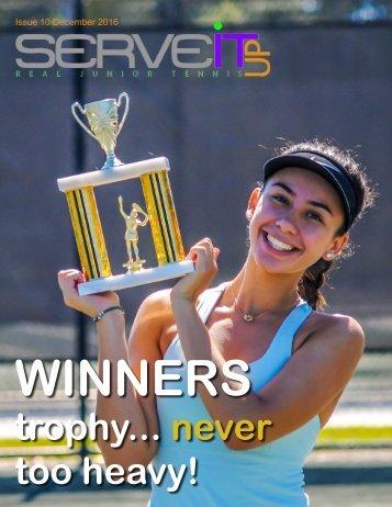 Serveitup Tennis Magazine #10