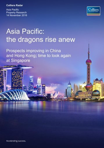 Asia Pacific the dragons rise anew