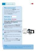 Philips Streamium Centre Streamium et satellite - Guide d'installation rapide - FIN - Page 3
