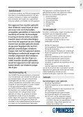 Princess Family Wonder Gourmette - 162305 - 162305_Manual.pdf - Page 3