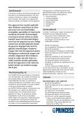 Princess Family Wonder Wok - 162315 - 162315_Manual.pdf - Page 3