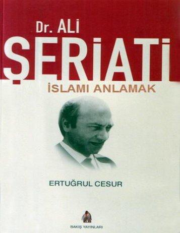 AliSeriati-IslamiAnlamak