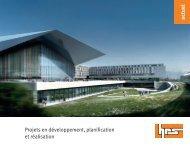Commerce, foires & événements - HRS Real Estate AG