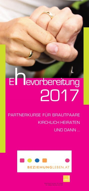 Ehevorbereitung 2017