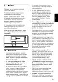 Philips TV LCD - Mode d'emploi - SRP - Page 5