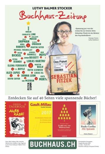 Buchhaus-Zeitung Winter 2016