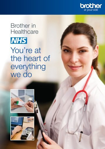 Brother in Healthcare