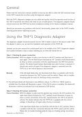 Toyota THF - PZ456-00290-70 - THF-5 diagnostic adapter - Manuale d'Istruzioni - Page 7