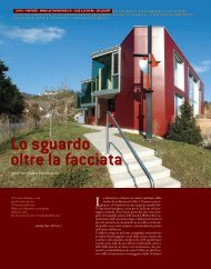 Lo sguardo oltre la facciata - L3P Architekten AG