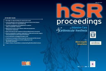 Full HSrproceedings in PDF Volume 1 - N.4