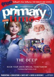 Primary Times North & East Yorks Winter 2016