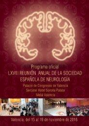 Valencia del 15 al 19 de noviembre de 2016