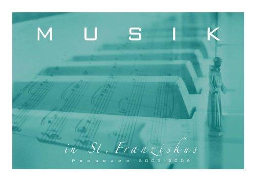 ORGELplus - Musik in St. Franziskus