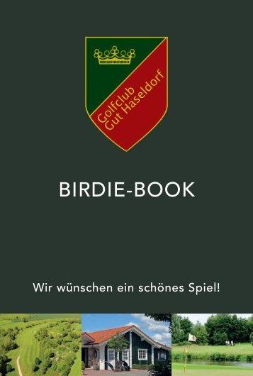 Golfclub Gut Haseldorf Birdie-Book